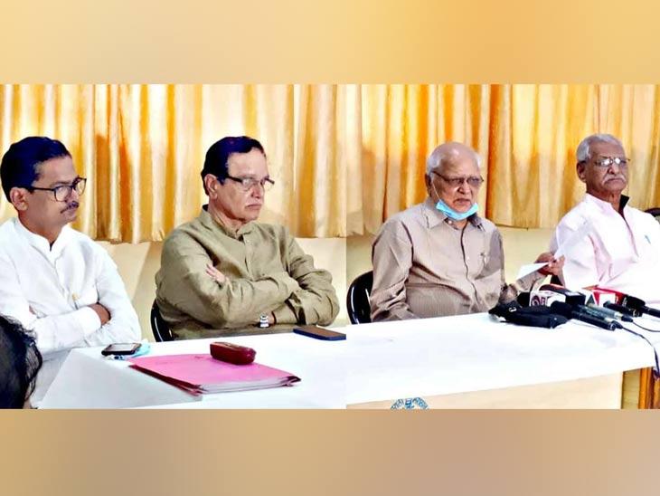 94 वे अ. भा. मराठी साहित्य संमेलन कोरोनामुक्त वातावरणातच होणार; साहित्य महामंडळ, स्वागत मंडळाच्या बैठकीत निर्णय|औरंगाबाद,Aurangabad - Divya Marathi