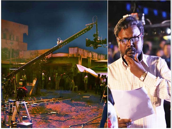 अभिनेतेमिलिंदशिंदे शूटिंगदरम्यानथोडक्यातबचावले, जाणून घ्या आगामी 'जयंती' या चित्रपटाच्या सेटवर नेमके काय घडले होते?|मराठी सिनेकट्टा,Marathi Cinema - Divya Marathi