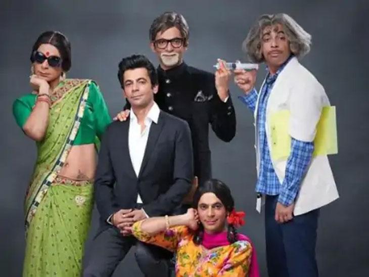 जसपाल भट्टी यांनी ओळखले होते सुनील ग्रोव्हरचे टॅलेंट, कुठेही परफॉर्म करण्यापूर्वी पत्नीला ऐकवतो जोक|बॉलिवूड,Bollywood - Divya Marathi
