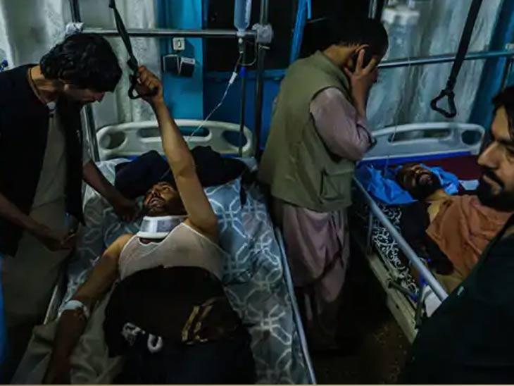 26 ऑगस्ट रोजी खोरासन ग्रुपने काबुल विमानतळावर दोन आत्मघाती हल्ले केले.