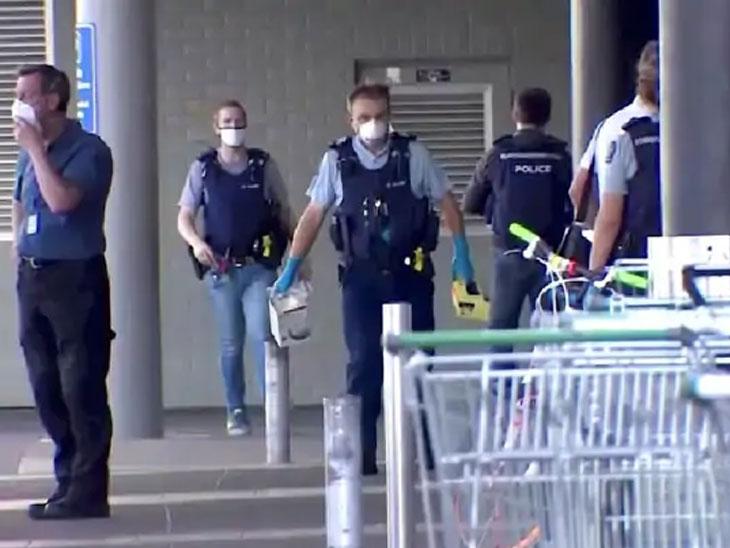 पोलिसांचे पथक घटनास्थळी उपस्थित आहे. संपूर्ण मॉलची तपासणी करण्यात आली आहे. लोकांचीही चौकशी केली जात आहे.