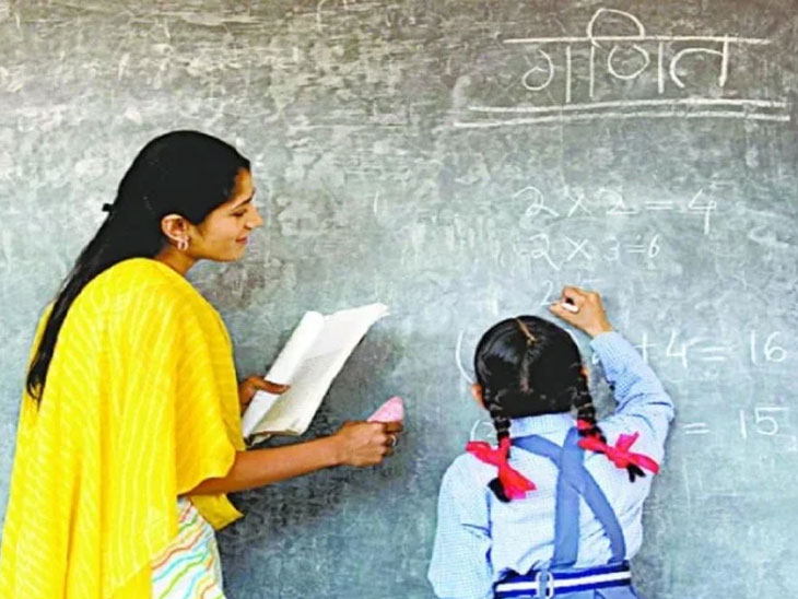 जोपर्यंत शिक्षक शिक्षणाच्या प्रति समर्पित आणि प्रतिबद्ध होत नाही, तोपर्यंत शिक्षणाला मोहिमेचे स्वरूप प्राप्त होणार नाही|ओरिजनल,DvM Originals - Divya Marathi