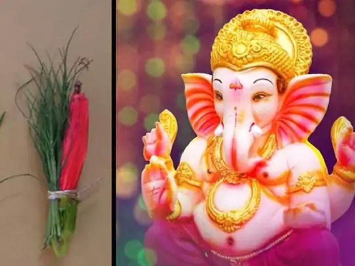 श्रीगणेशाला दुर्वा, गुलाबाचे फुल अर्पण केले जाते परंतु तुळस अर्पण केली जात नाही, श्रीगणेशाचा एक दात कशामुळे तुटला? धर्म,Dharm - Divya Marathi