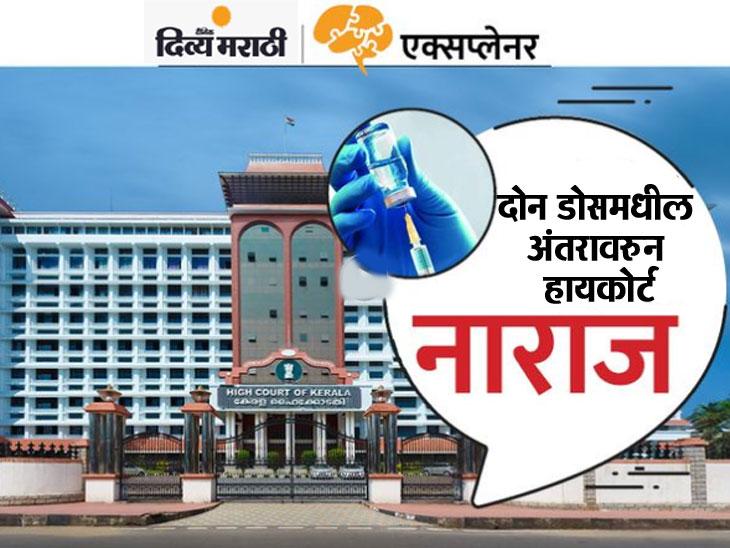 केरळ उच्च न्यायालयाने केंद्र सरकारला कोविशिल्ड लसीच्या दोन डोसमधील अंतर कमी करण्यास का सांगितले; यातून काय साध्य होईल?|ओरिजनल,DvM Originals - Divya Marathi