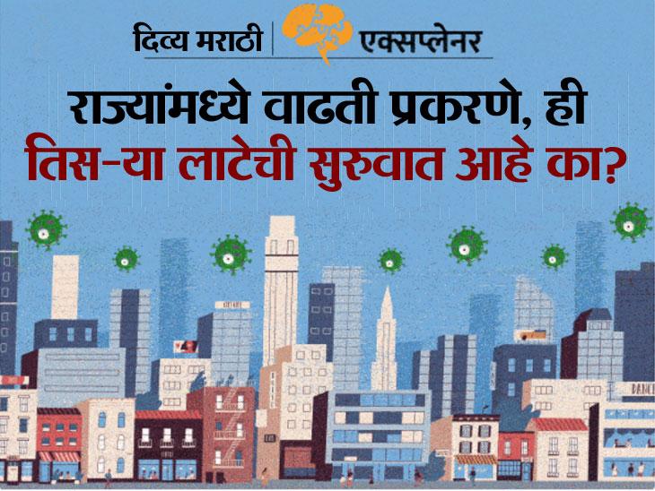 महाराष्ट्रातील मंत्री आणि मुंबईच्या महापौर म्हणाल्या- कोरोनाची तिसरी लाट आली, या दाव्यावर काय म्हणतात तज्ज्ञ, किती घातक असेल तिसरी लाट?|ओरिजनल,DvM Originals - Divya Marathi
