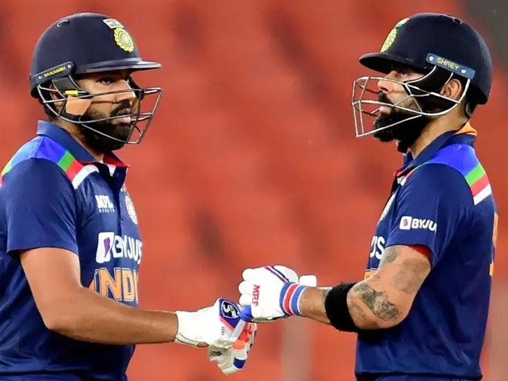 विराटने निवड समितीसमोर ठेवला होता प्रस्ताव, पंत आणि राहुल यांचे नाव सुचवले होते|क्रिकेट,Cricket - Divya Marathi