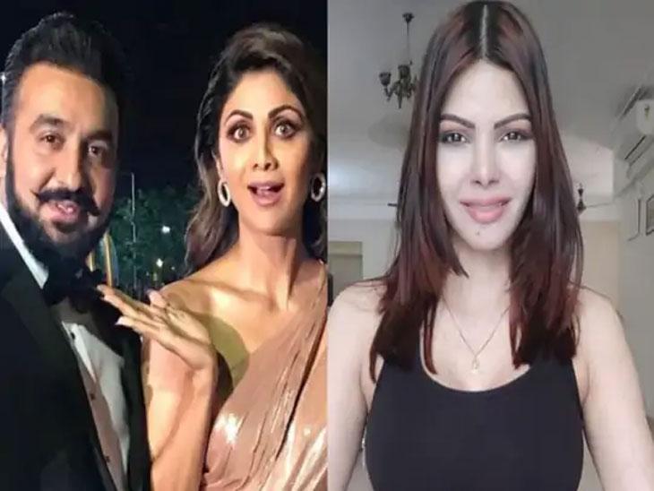 शर्लिन चोप्राने शिल्पा शेट्टीवर साधला निशाणा, शिल्पा म्हणाली होती - 'कामात व्यस्त असल्याने राज काय करतो माहित नाही'|बॉलिवूड,Bollywood - Divya Marathi