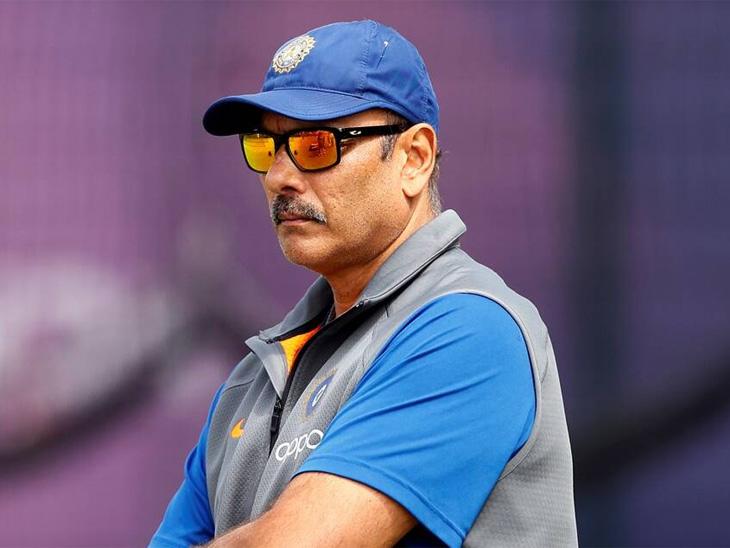 टीम इंडियाचे प्रशिक्षकपद हा काटेरी मुकुट; अपयशानंतर प्रचंड टीका : शास्त्री|क्रिकेट,Cricket - Divya Marathi