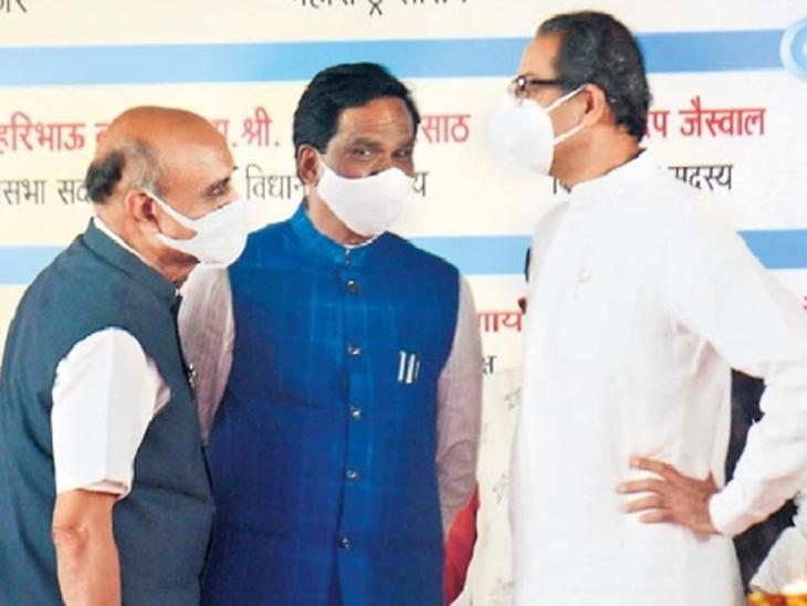 उक्ती, मुक्ती अन् नवी शक्ती! उद्धव ठाकरेंच्या 'आजी-माजी-भावी सहकारी' या वक्तव्याचे पडसाद|मुंबई,Mumbai - Divya Marathi