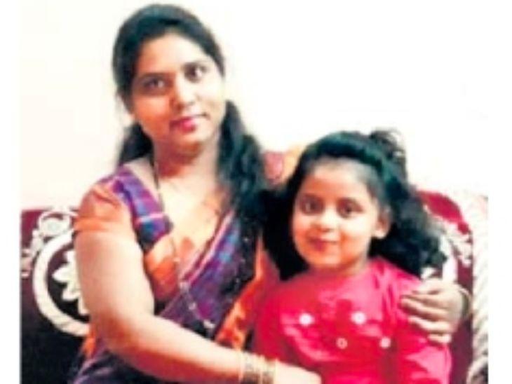 मम्मी, पप्पा कधी येतील गं...आपणही पप्पांसारखे 'स्टार' होऊन राहू...; पतीच्या निधनानंतर पत्नीची चिमुकलीसह आत्महत्या|नाशिक,Nashik - Divya Marathi