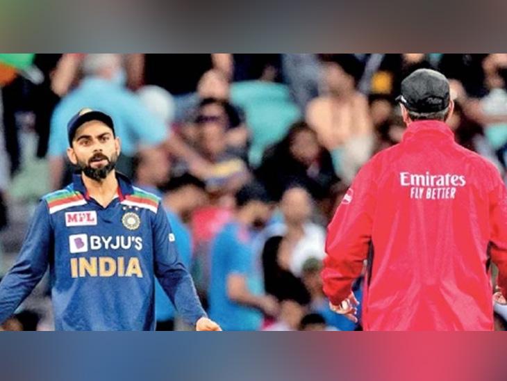 डीआरएस प्रथमच टी-20 विश्वचषकात लागू; दोन रिव्ह्यू प्रत्येक डावात, अडीच मिनिटांचा असेल ब्रेक|टी-20 वर्ल्ड कप,T20 World Cup - Divya Marathi