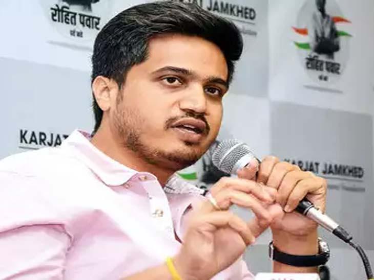 आरोग्य विभागाच्या परीक्षेवरून रोहित पवारांचा राज्य सरकारला घरचा आहेर, येत्या काळात परीक्षा MPSC मार्फत घेण्याची केली विनंती मुंबई,Mumbai - Divya Marathi
