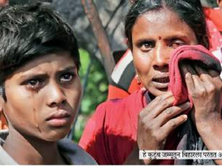 काश्मिरातून परप्रांतीयांचे पलायन, खोऱ्यात 2 दिवसांत 4 बिगर काश्मिरींच्या हत्यांनी दहशत|देश,National - Divya Marathi