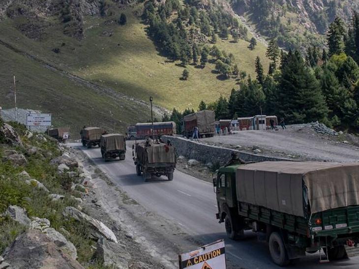 अरुणाचलच्या सीमेलगत चीनच्या हालचाली वाढल्या; भारतही सज्ज, सीमेवर तैनाती वाढली, अहोरात्र निगराणी सुरू|देश,National - Divya Marathi