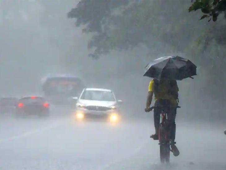 21 दिवसांत उत्तराखंड 546%, दिल्लीत 339%, बिहारमध्ये 234%, हरियाणात 139%व राजस्थानात 108% जास्त पाऊस देश,National - Divya Marathi