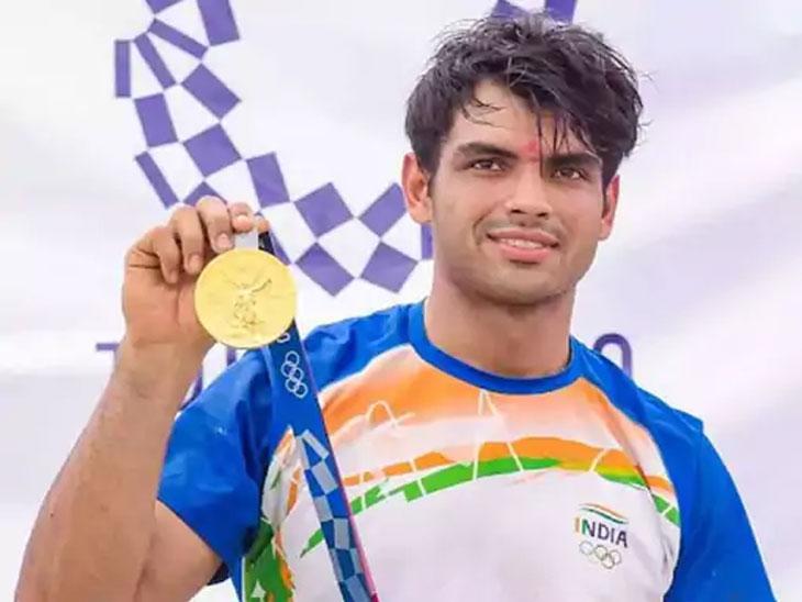 नीरजने टोकियो ऑलिम्पिकमध्ये भारतासाठी एकमेव सुवर्ण जिंकले होते, लव्हलिना आणि मितालीचेही यादीत नाव|स्पोर्ट्स,Sports - Divya Marathi