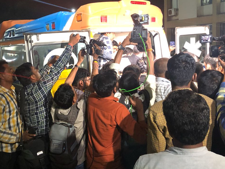 હોસ્પિટલમાં દાખલ થવાની વિનંતી હાર્દિક તરફથી લેખિતમાં કરાઈ, પનારાનો દાવો- આવું ન કર્યું હોત તો હાર્દિક કોમામાં જતો રહ્યો હોત|ગાંધીનગર,Gandhinagar - Divya Bhaskar
