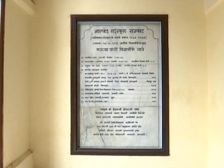 ગાંધીજી ભણ્યા તે રાજકોટની શાળા બંધ, 26 કરોડના ખર્ચે બન્યું ગાંધી મ્યુઝિયમ, અંદરનો નજારો  - Divya Bhaskar