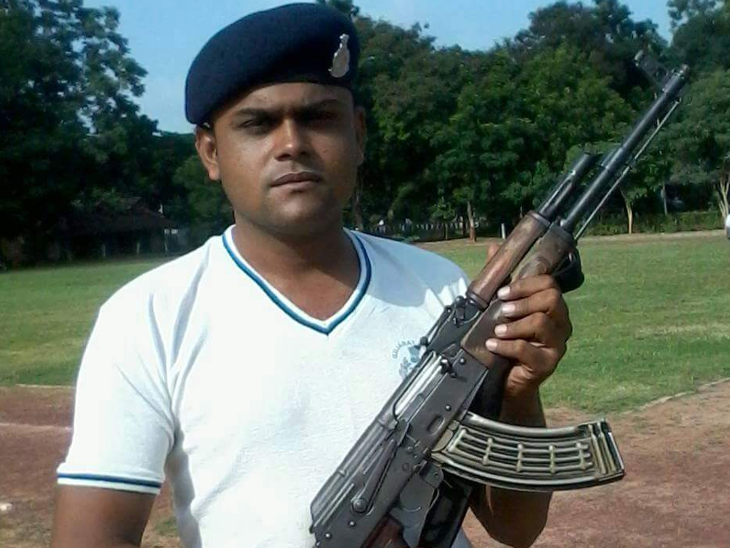 અમદાવાદમાં પોલીસ કોન્સ્ટેબલે મહિલાને સમાધાનના બહાને હોટલમાં લઈ જઈ કર્યું દુષ્કર્મ  - Divya Bhaskar