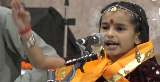 આ લાડકી દીકરીની ખુમારી એક વાર તો જોવી જ પડે, સંભળાવી 16 વરસની ચારણકન્યા| - Divya Bhaskar