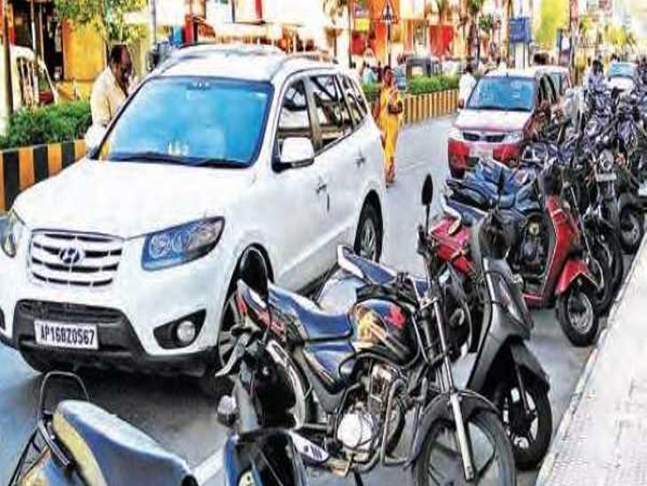 અમદાવાદ: મૉલ-મલ્ટીપ્લેક્સમાં લેવાતા પાર્કિંગ ચાર્જનો વિવાદ ફરીથી પહોંચ્યો હાઇકોર્ટ|ઈન્ડિયા,National - Divya Bhaskar