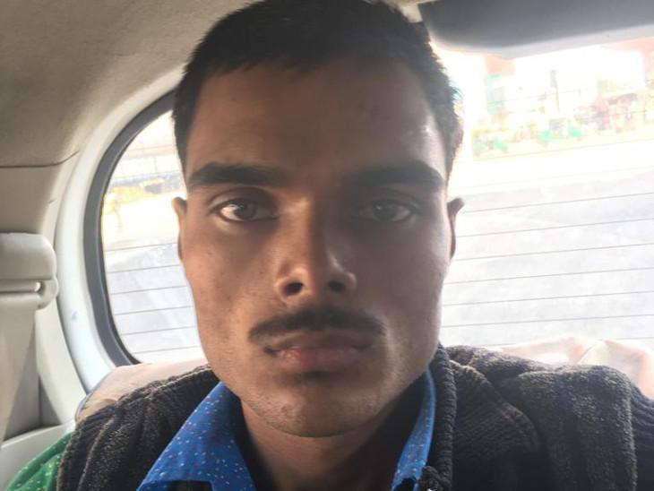 નકલી બોંબ મુકનારને પોલીસે ઝડપ્યો - Divya Bhaskar