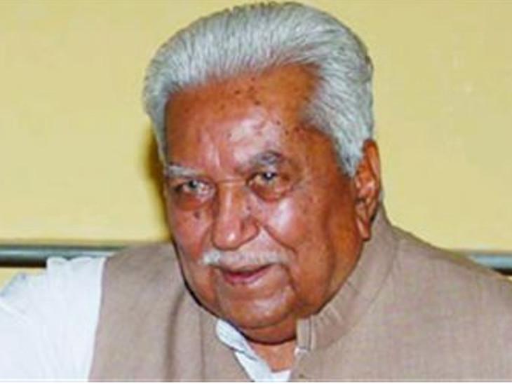 તબિયત ખરાબ/ પૂર્વ CM કેશુભાઇએ ગાંધીનગર સિવિલમાં સારવાર લીધી|ગાંધીનગર,Gandhinagar - Divya Bhaskar