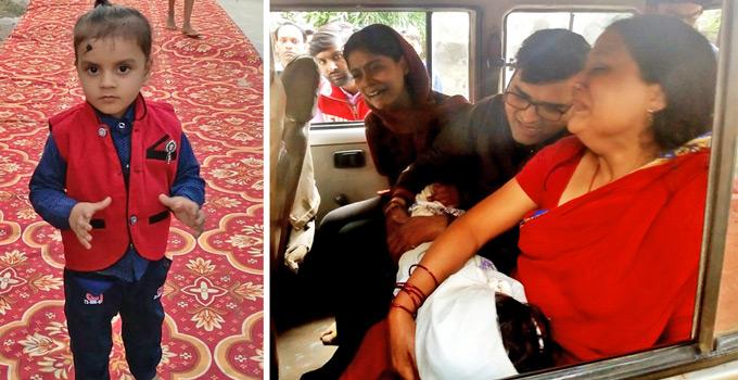બહેને ઠપકો આપ્યો તો ભાઈએ પથ્થરથી છૂંદીને 3 વર્ષનાં ભાણીયાનું ખૂન કરી નાંખ્યું|ઈન્ડિયા,National - Divya Bhaskar