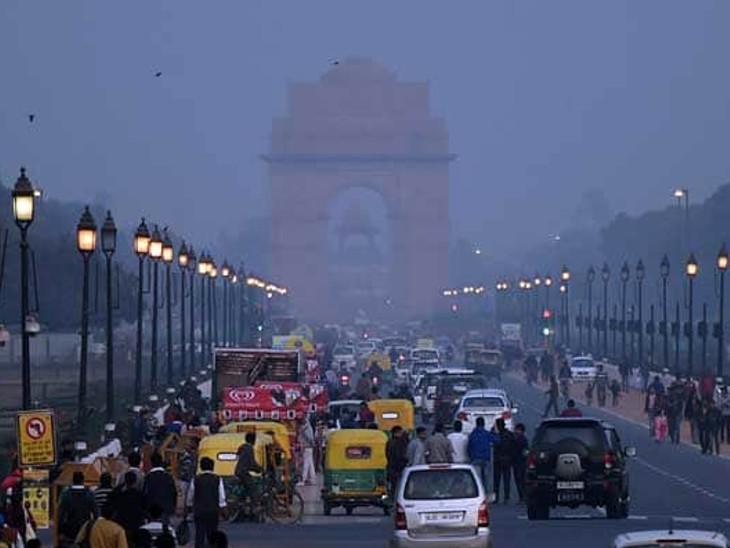 દેશનું પાટનગર ધ્રુજશે/ નજીકના ભવિષ્યમાં દિલ્હીમાં 8.5ની તીવ્રતાના ભૂકંપનું જોખમ: સ્ટડી ઈન્ડિયા,National - Divya Bhaskar