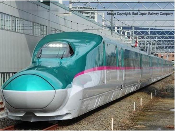 મુંબઈ-અમદાવાદ બુલેટ ટ્રેનના 4 કોચનું મુંદરામાં આગમન થશે મુંબઇ,Mumbai - Divya Bhaskar