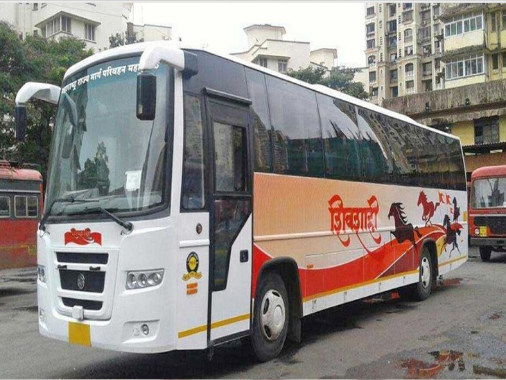 મહારાષ્ટ્ર STની શિવશાહી બસ મુંબઈ-અમદાવાદ વચ્ચે દોડશે|મુંબઇ,Mumbai - Divya Bhaskar