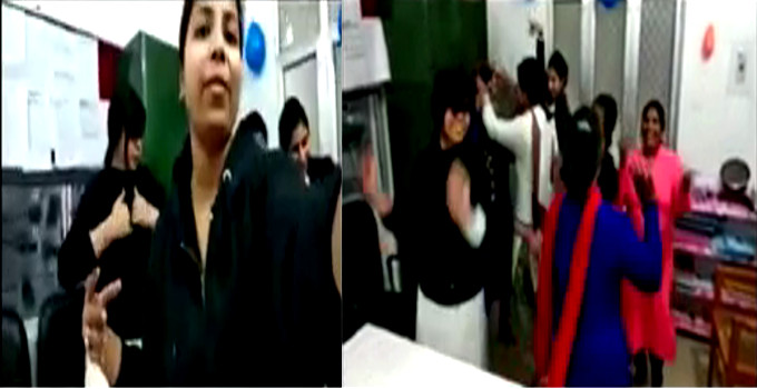 સરકારી દવાખાનામાં નર્સોએ ઓન ડ્યૂટીએ માણી થર્ટી ફર્સ્ટની ડાન્સ પાર્ટી, વીડિયો જોઈને હવે જાગ્યા સત્તાવાળાઓ| - Divya Bhaskar
