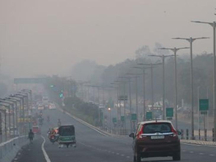 24 કલાકમાં લઘુતમ તાપમાન 3 ડિગ્રી અને મહત્તમ તાપમાન 2.7 ડિગ્રી ઘટ્યું  - Divya Bhaskar