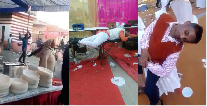 લગ્નમાં દારૂ પીને ગાંડા થયા'તા ને ઉપરથી જમવાનું ખૂટી ગયું, પછી જે થયું એની કલ્પના પણ નહીં હોય| - Divya Bhaskar