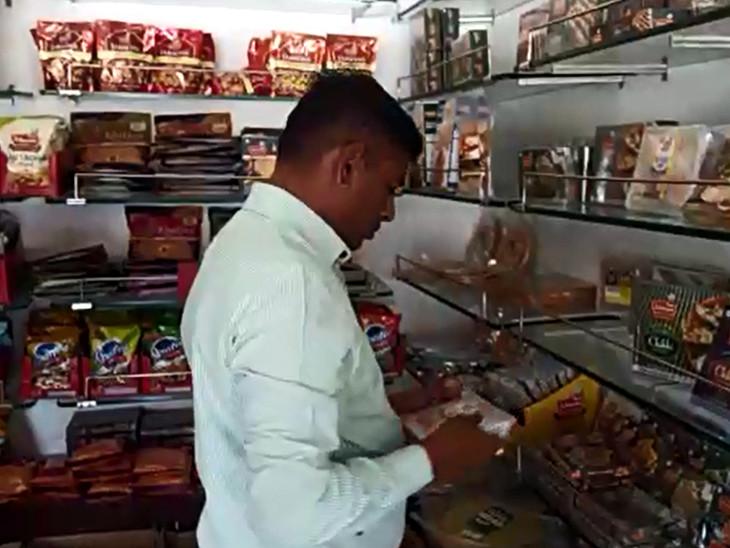 વડોદરા આરોગ્ય વિભાગ દ્વારા ઉંધીયુ-જલેબી વેચતા વેપારીઓને ત્યાં ચેકિંગ કરાયું હતું - Divya Bhaskar