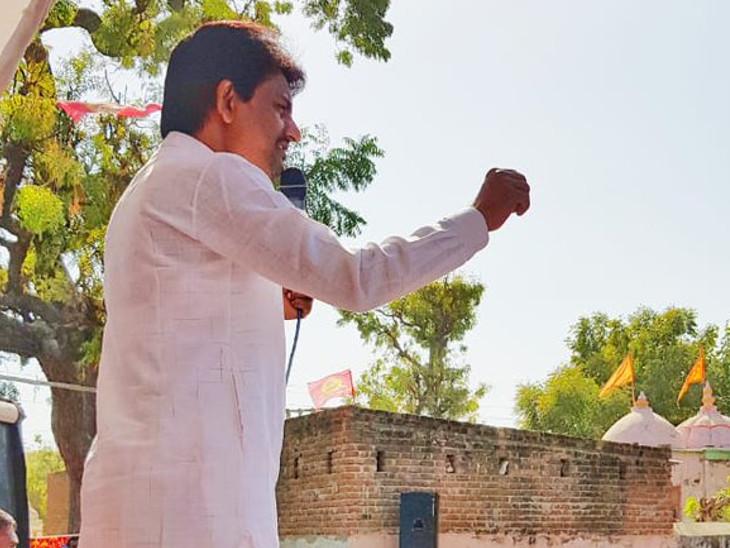 'હુ અભિમન્યું નહિં, મહાભારતનો અર્જુન છું, મને કોઈ મારી શકે નહિં': અલ્પેશ ઠાકોર પાટણ,Patan - Divya Bhaskar