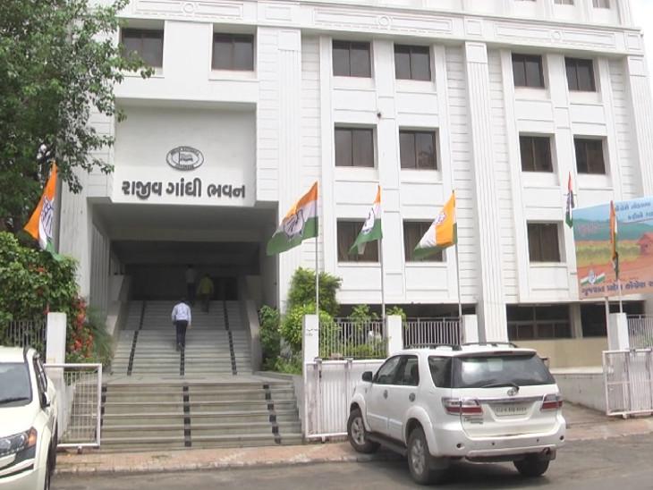 ગુજરાત કોંગ્રેસે 7 સમિતિની રચના કરી, અલ્પેશ ઠાકોરનું સાતેય કમિટીમાં સ્થાન  - Divya Bhaskar