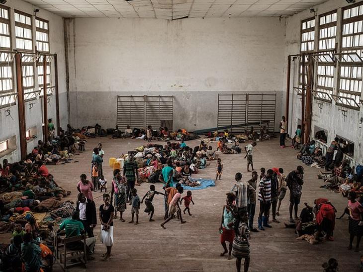 વાવાઝોડાંમાં બચેલા હવે રોગચાળાથી મરશે, 5 લાખ લોકોને જોખમ યથાવત; તસવીરોમાં પૂર બાદની સ્થિતિ વર્લ્ડ,International - Divya Bhaskar