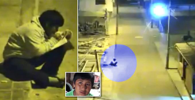 માતા ઘરમાં લાઈટનું કનેક્શન લઈ શકતી ના હોવાથી પુત્ર કરતો હતો સ્ટ્રીટ લાઈટ નીચે અભ્યાસ, વાઈરલ થઈ ઈમોશનલ સ્ટોરી ઈન્ડિયા,National - Divya Bhaskar