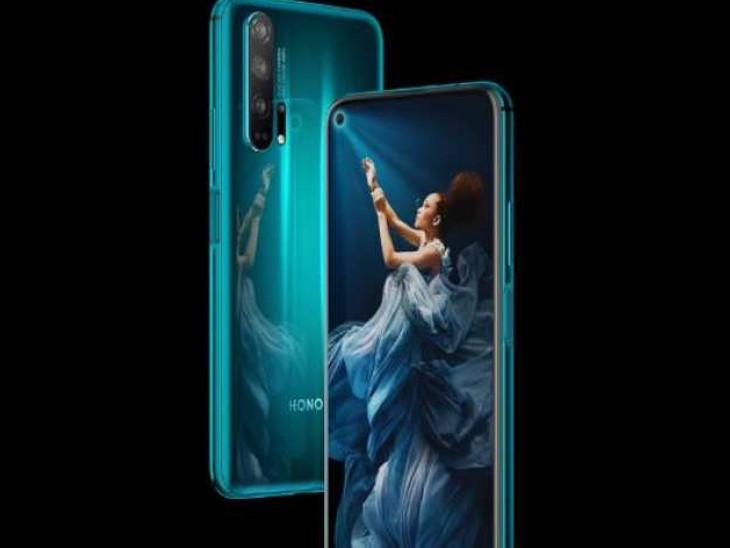 ભારતમાં Honor 20i સ્માર્ટફોન લોન્ચ, કિંમત 14,999 રૂપિયા| - Divya Bhaskar