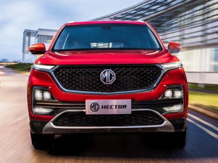 15 જૂનથી ગ્રાહકો MG Hectorની ટેસ્ટ ડ્રાઇવ લઈ શકશે, 16થી 20 લાખ રૂપિયાની કિંમતે વેચાઈ શકે છે ઓટોમોબાઈલ,Automobile - Divya Bhaskar