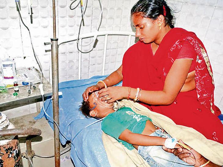 બાળકોનો ભોગ લેતો 'ચમકી' તાવ જીવલેણ બન્યો, બિહારમાં 14 બાળકો મૃત્યુ પામ્યા|હેલ્થ,Health - Divya Bhaskar