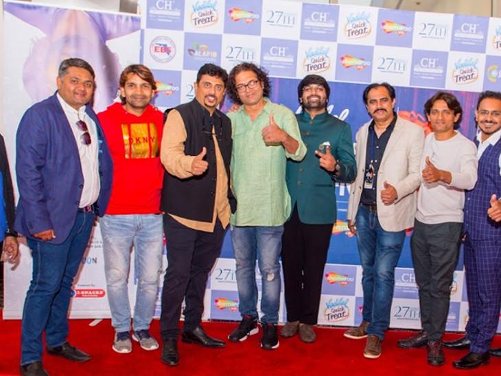 'ઇન્ટરનેશનલ ગુજરાતી ફિલ્મ ફેસ્ટિવલ'ની બીજી આવૃત્તિનું લોસ એન્જલસમાં સમાપન| - Divya Bhaskar