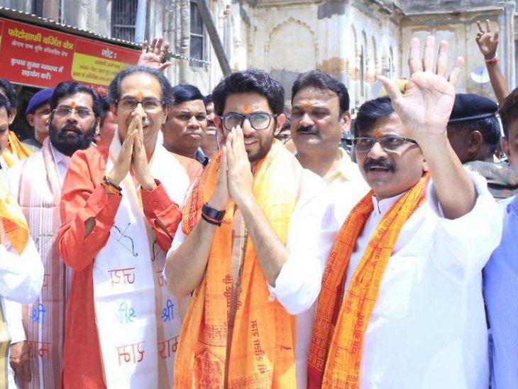 ઉદ્ધવ ઠાકરે અયોધ્યા પહોંચ્યા, શિવસેના સાંસદોની સાથે રામલલાના દર્શન કરશે; 7 મહિનામાં બીજી મુલાકાત|ઈન્ડિયા,National - Divya Bhaskar