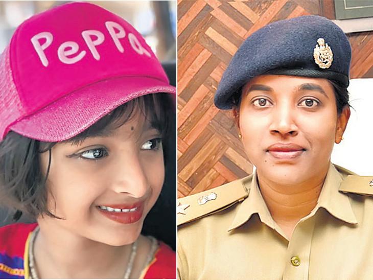 હૃદયા સિગારેટ છોડાવવા માટે 28  દિવસ સતત મેસેજ મોકલે છે, રેમા રાજેશ્વરીએ અફવા રોકવા માટે પોલીસને ગામના વોટ્સએપ ગ્રૂપ સાથે જોડી - Divya Bhaskar