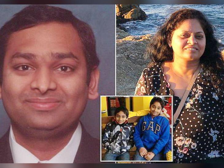 ભારતીય પરિવારના 4 લોકોની મોતનો ખુલાસો, પતિએ જ પત્ની-બાળકોને મારીને આત્મહત્યા કરી ઈન્ડિયા,National - Divya Bhaskar