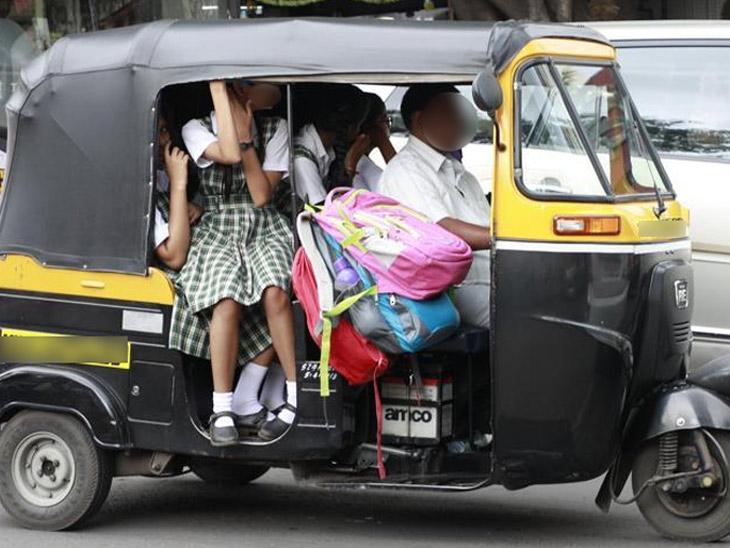 શાળાના બાળકોની સલામતીનો ઉકેલ કોણ કરશે?, શિક્ષણ બોર્ડ, સંચાલકો કે વાલીઓ  - Divya Bhaskar