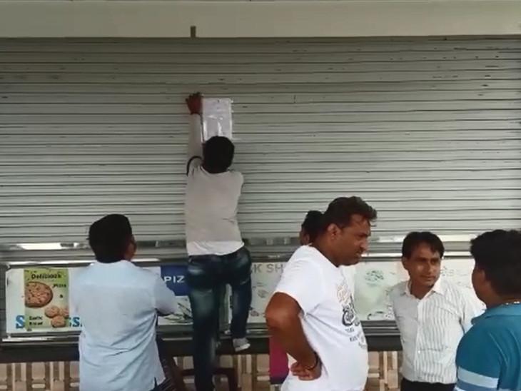 7 સફાઇ કામદારોના મોત બાદ ડભોઇની દર્શન હોટલને સીલ મરાયું, હોટલ માલિકનો હજુ સુધી પત્તો નથી| - Divya Bhaskar