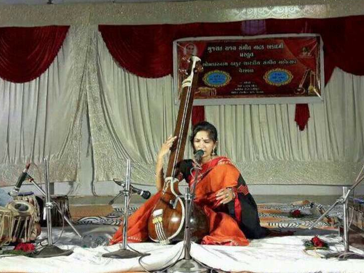 કૌશર હાજીની ફાઇલ તસવીર - Divya Bhaskar