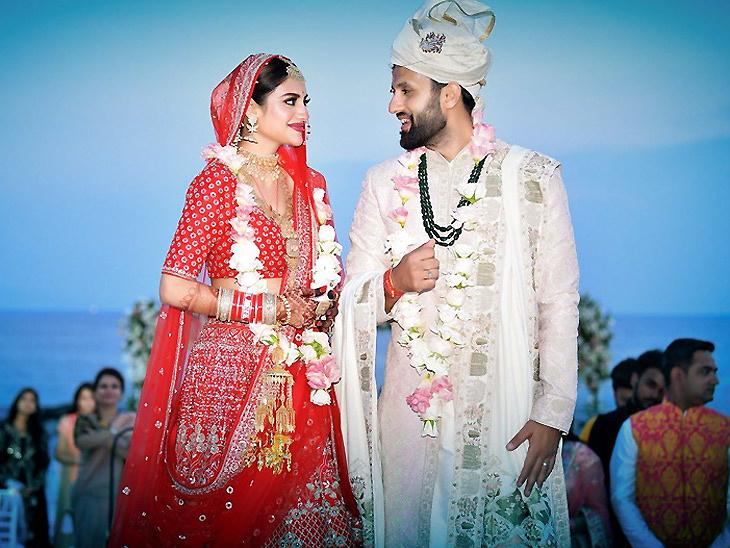 તૃણમૂલ સાંસદ નુસરત જહાંએ બિઝનેસમેન નિખિલ જૈન સાથે લગ્ન કર્યા|ઈન્ડિયા,National - Divya Bhaskar
